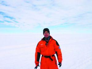 """索邦企鹅君:南极勇士再次发来""""南极日记"""""""