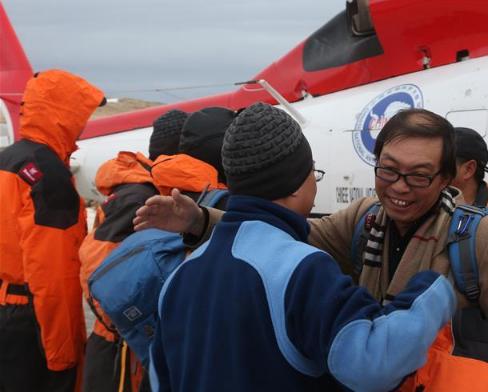 第32次南极科考:告别中山