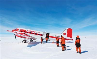 南极行动:雪鹰601试飞成功 我国南极科考再跨新台阶