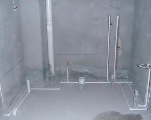 【水管安装】ppr水管安装规范 卫生间水管安装图